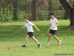 Educación física de 4to grado 21