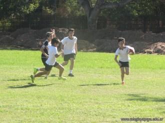 Gran arranque de clases en el campo deportivo 12