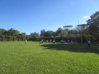 Gran arranque de clases en el campo deportivo 42