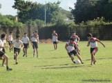 Gran arranque de clases en el campo deportivo 70
