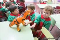 Visita de dinosaurios 20
