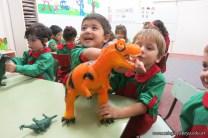 Visita de dinosaurios 21