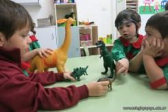 Visita de dinosaurios 23