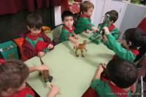 Visita de dinosaurios 8