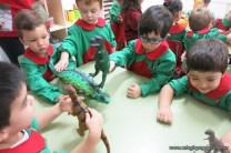 Visita de dinosaurios 9