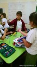 Clasificando útiles escolares 21