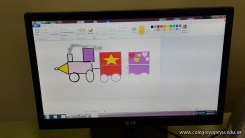 Dibujando trenes 17