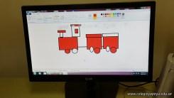 Dibujando trenes 20