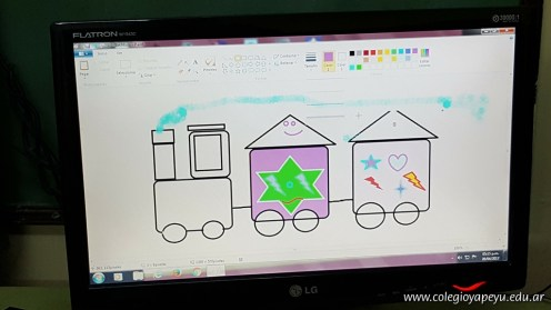 Dibujando trenes 33