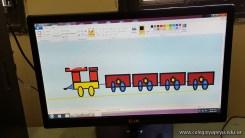 Dibujando trenes 5