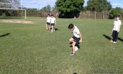 Fundamentos técnicos del fútbol 7