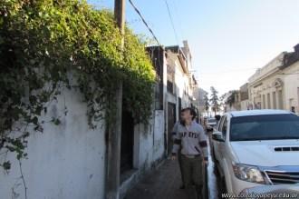 Diagnóstico ambiental del barrio 14