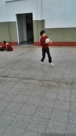Educación física de 3er grado 12