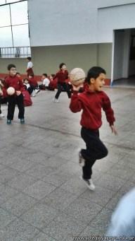 Educación física de 3er grado 3