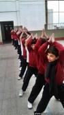 Educación física de 3er grado 8
