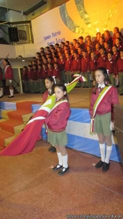 Promesa de lealtad a la Bandera 68
