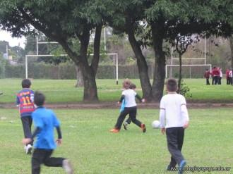 Torneo deportivo de 4to 12