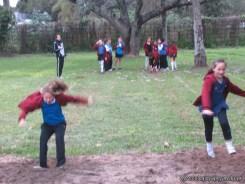Torneo deportivo de 4to 67