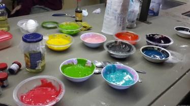 Torta de colores 11