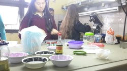 Torta de colores 3