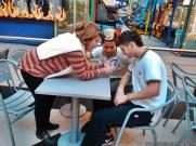 Visita a McDonald's 5