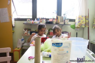 Yapeyú es ambiente - Fabricación de papel artesanal 28