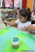 Yapeyú es ambiente - Fabricación de papel artesanal 9