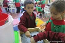 Yapeyú es ambiente - Fabricación de papel artesanal 94