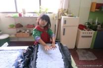 Yapeyú es ambiente - Fabricación de papel artesanal 95