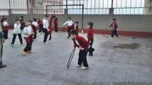 Actividades de coordinación en Ed. Física 12