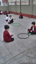 Actividades de coordinación en Ed. Física 15