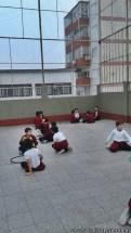 Actividades de coordinación en Ed. Física 16