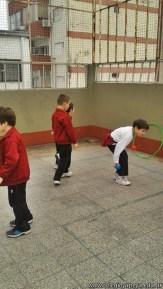 Actividades de coordinación en Ed. Física 20