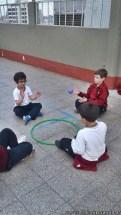 Actividades de coordinación en Ed. Física 22