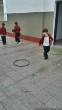 Actividades de coordinación en Ed. Física 3