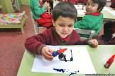 Dibujamos con plasticolas de colores 1