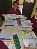 Trabajo integrado de Historia y Geografía 6