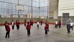 Educación física en Jardín 1