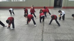 Educación física en Jardín 15