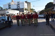 Festejo de Cumpleaños y Desfile en Homenaje a San Martin 104