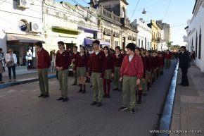 Festejo de Cumpleaños y Desfile en Homenaje a San Martin 106