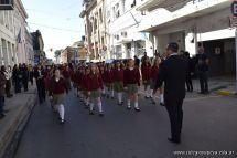 Festejo de Cumpleaños y Desfile en Homenaje a San Martin 125