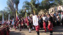 Festejo de Cumpleaños y Desfile en Homenaje a San Martin 126