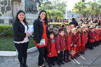 Festejo de Cumpleaños y Desfile en Homenaje a San Martin 135