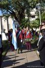 Festejo de Cumpleaños y Desfile en Homenaje a San Martin 146