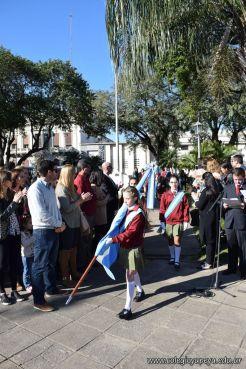 Festejo de Cumpleaños y Desfile en Homenaje a San Martin 148