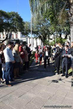 Festejo de Cumpleaños y Desfile en Homenaje a San Martin 149