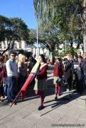 Festejo de Cumpleaños y Desfile en Homenaje a San Martin 153