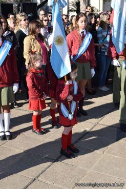 Festejo de Cumpleaños y Desfile en Homenaje a San Martin 162