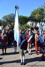 Festejo de Cumpleaños y Desfile en Homenaje a San Martin 163